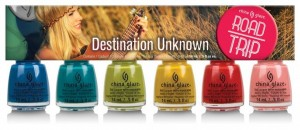 CG Road Trip - Destination Unknown BOX 6pcs