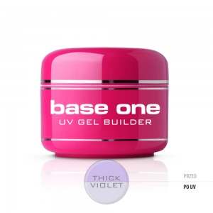 Base One Violet Thick 50g