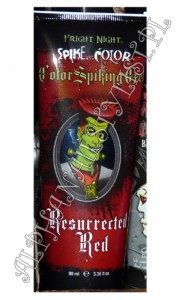 Ardell Lash, Nail & Hair Hallowen - Resurrected Red Spinking Gel 3.38oz