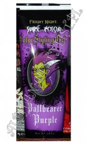 Ardell Lash, Nail & Hair Hallowen - Pallbearer Purple Styling Gel 3.38 oz