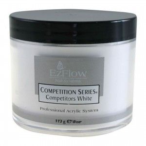 Ez Flow Competitors Powder White 4oz/113g