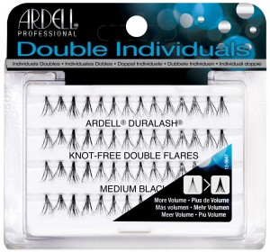 Ardell - DuraLash Naturals - Double Medium Black