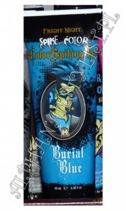 Ardell Lash, Nail & Hair Hallowen - Burial Blue Spiking Gel 3.38oz