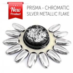 Prisma Chromatic - Silver Metallic Flake