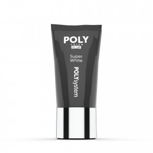 POLYsystem in tube - White - 30ml