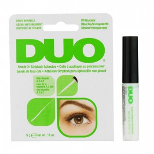 Ardell - Duo Eyelash Adhesive Waterproof 5g z witaminami- Clear
