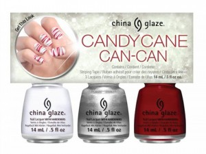 CG Twinkle - Candy Cane Can Can SET