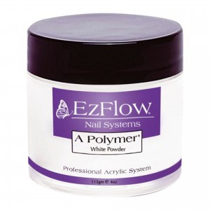 Ez Flow A-Polymer Powder White 4oz/113g
