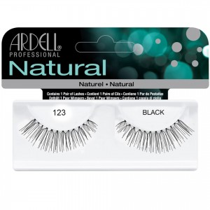 Ardell - Fashion Lashes #123 Black