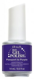 IBD JustGel Island Of Eden - Passport to Purple 14ml