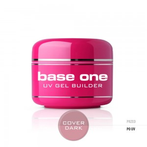 Base One Cover Dark 15g