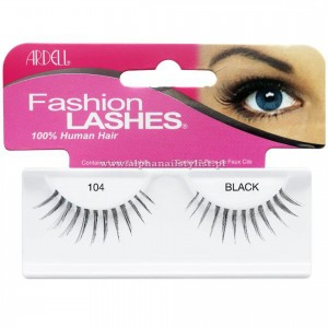Ardell - Fashion Lashes #104 Black