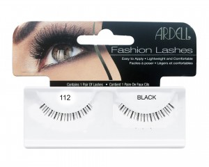 Ardell - Fashion Lashes #112 Black