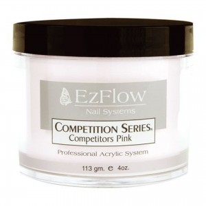 Ez Flow Competitors Powder Pink 4oz/113g