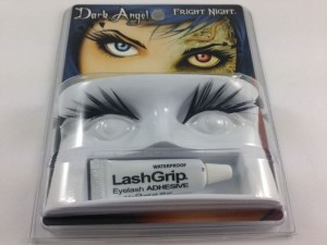 Ardell Lash, Nail & Hair Hallowen - Dark Angel Lash Kit