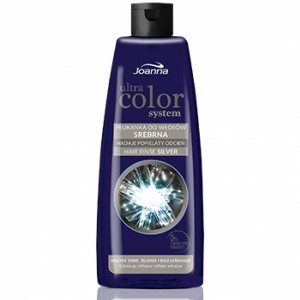 JOANNA PROFESJONALNA - ULTRA Color System Płukanka do blondów srebrna 150ml