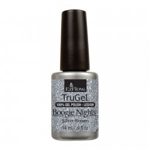 Ez Flow TruGel Glitters - Silver Screen 14ml