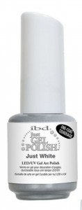 IBD JustGel Gel Art - Just White 14ml