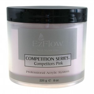Ez Flow Competitors Powder Pink 8oz/226g
