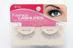 Ardell - Fashion Lashlites Delicate Black