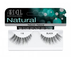 Ardell - Fashion Lashes #118 Black