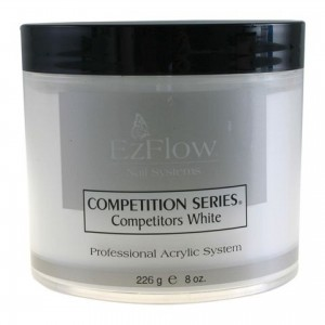 Ez Flow Competitors Powder White 8oz/226g