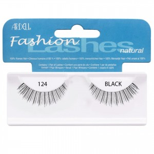Ardell - Fashion Lashes #124 Black