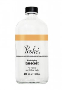 Poshe - Fast Drying Basecoat 480ml