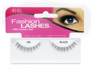 Ardell - Fashion Lashes #108 Black