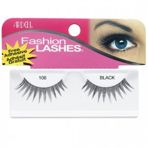 Ardell - Fashion Lashes #106 Black