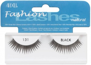 Ardell - Fashion Lashes Natural #131 Black