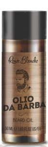 RENEE BLANCHE Olio da barba GOLD, Olejek do brody 50ml